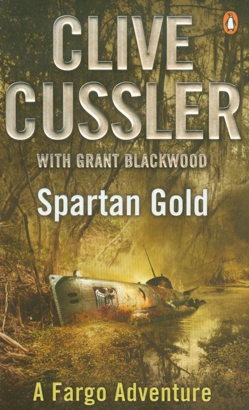 Spartan Gold - Cussler Clive