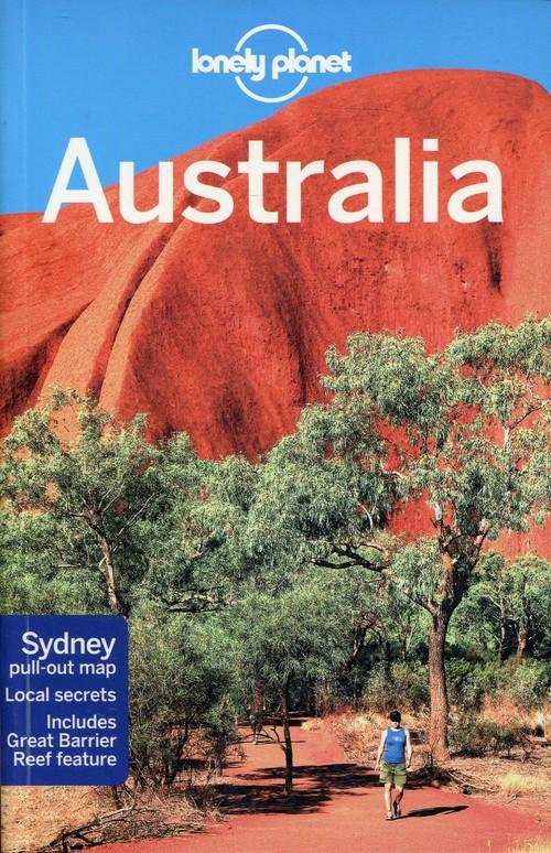 Lonely Planet Australia - brak