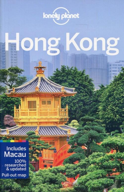 Lonely Planet Hong Kong - brak