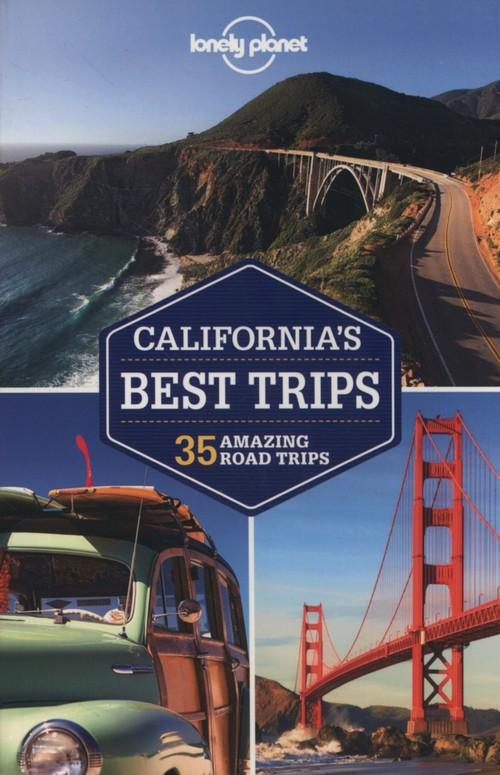 Lonely Planet California's Best Trips - brak