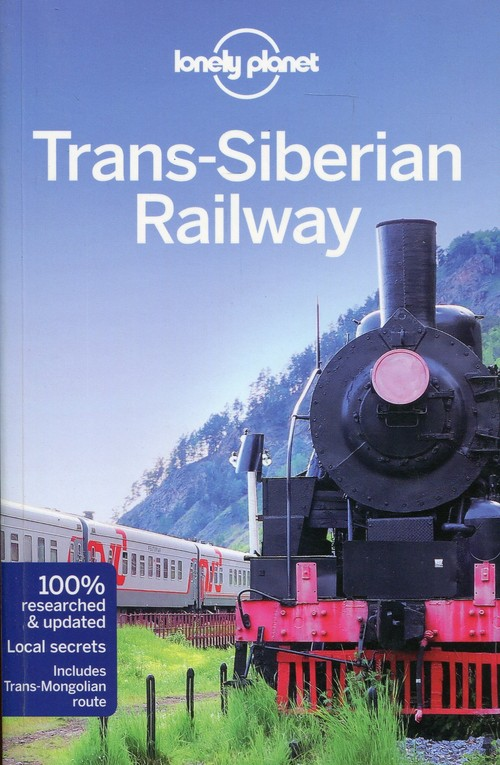 Lonely Planet Trans-Siberian Railway - brak