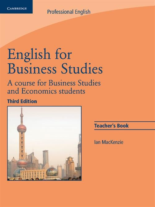 Решебник По English For Business Studies