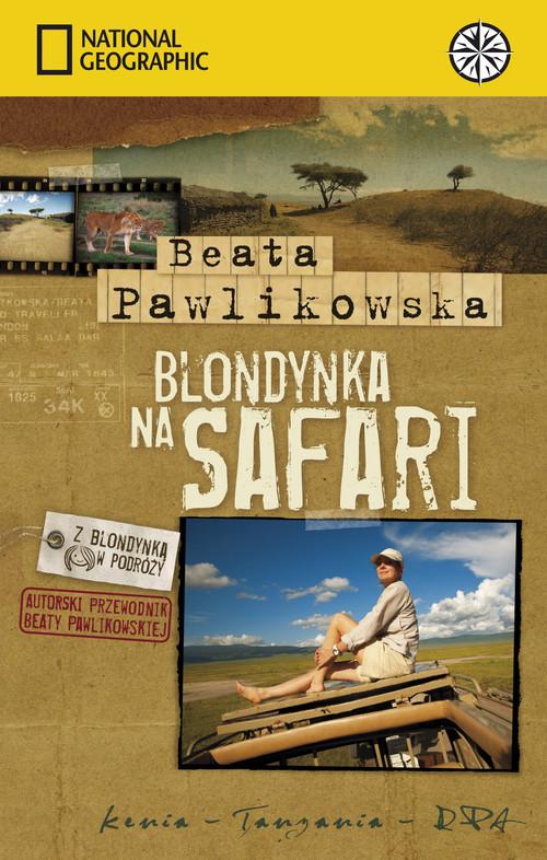 BLONDYNKA NA SAFARI POCKET - Pawlikowska Beata
