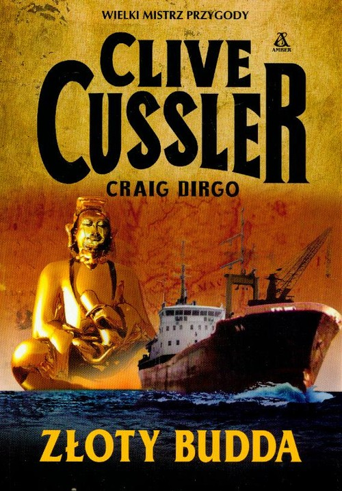 Złoty Budda - Cussler Clive
