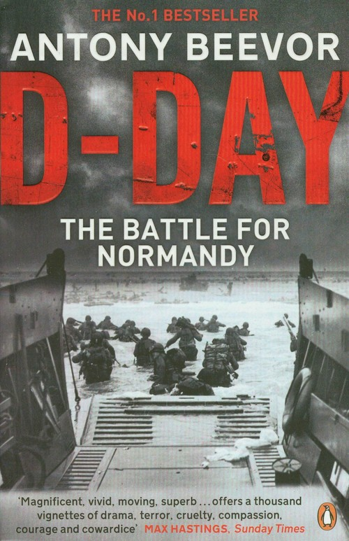 D-Day - Beevor Antony