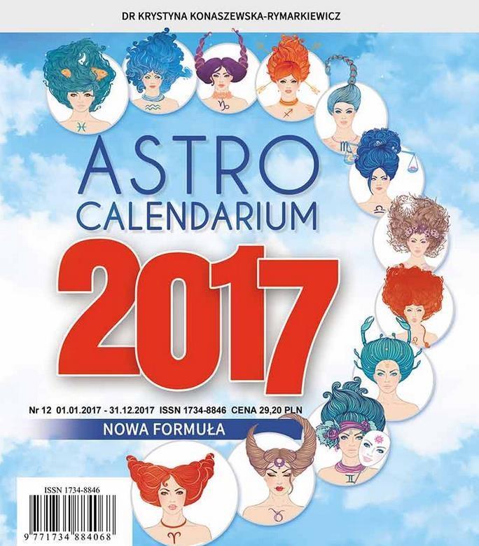 AstroCalendarium 2017 - Krystyna Konaszewska-Rymarkiewicz