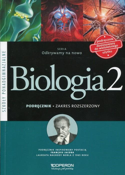 Biologia LO 2 Odkrywamy na.. podr ZR w.2016 OPERON - Kaczmarek Dawid, Zaleska-Szczygieł Monika