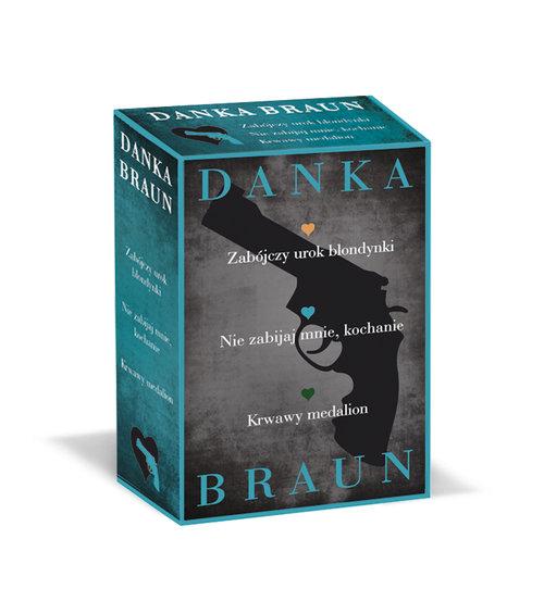 Danka Braun - pakiet 3 książek - Braun Danka