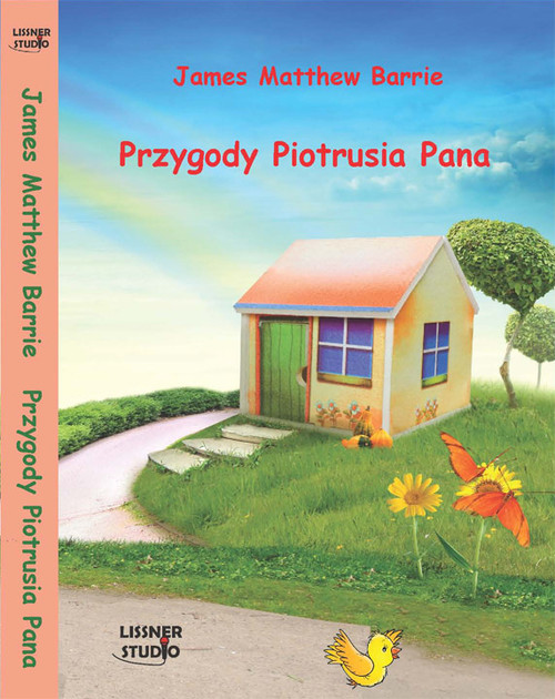 Przygody Piotrusia Pana [AUDIOBOOK] - Barrie James Matthew