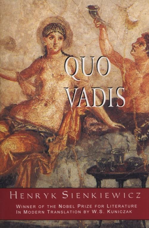 Quo vadis - Sienkiewicz Henryk