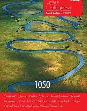 Teologia Polityczna nr 9 - 1050 - praca zbiorowa