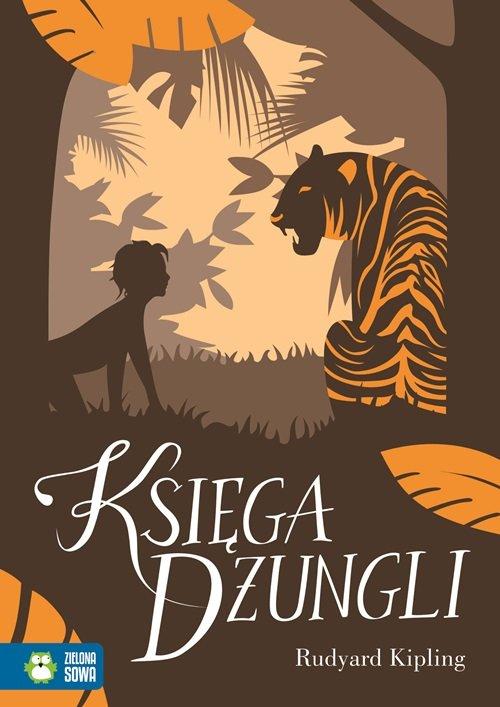 Literatura klasyczna. Księga Dżungli - Kipling Rudyard