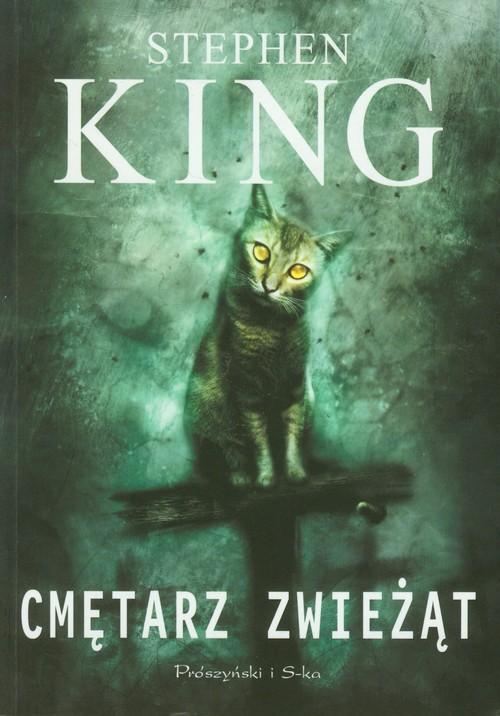 CMĘTARZ ZWIEŻĄT - King Stephen