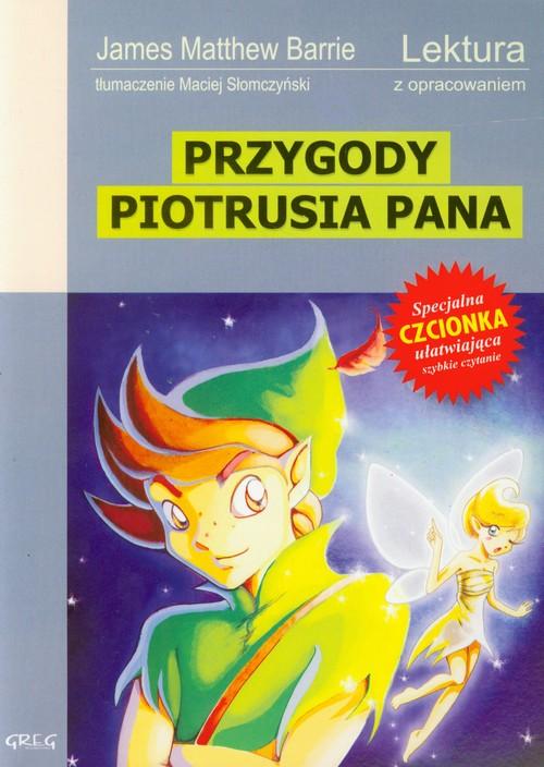 Przygody Piotrusia Pana z oprac. GREG - Barrie James Matthew