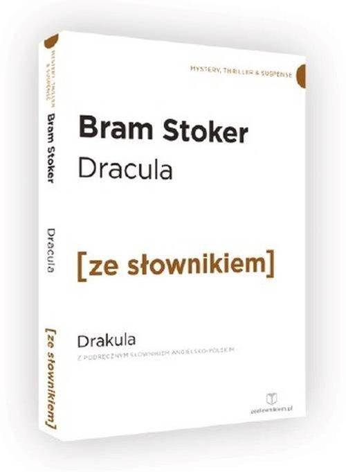 Dracula Book 2 Drakula Tom 2 z podręcznym słownikiem angielsko-polskim - Stoker Bram