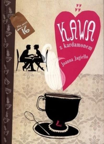 Kawa z kardamonem w.2017 - Joanna Jagie