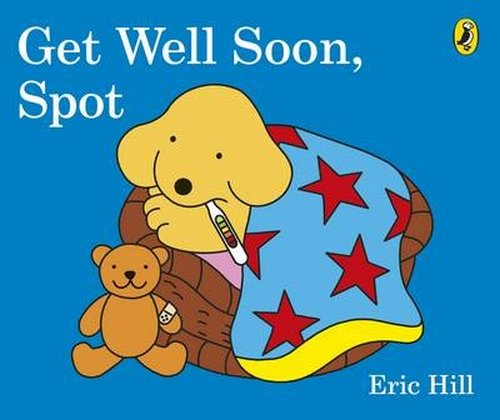 Get Well Soon Spot - Hill Eric