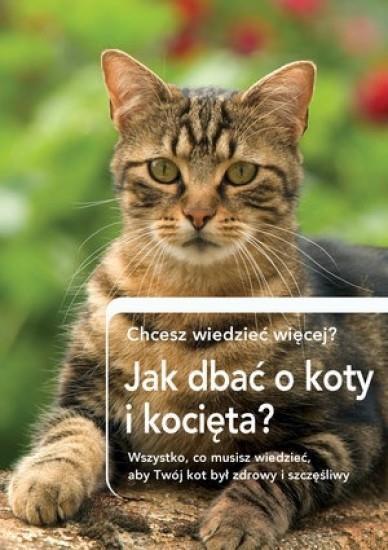 Jak dbać o koty i kocięta? - praca zbiorwa