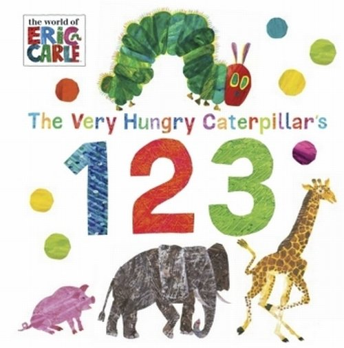 The Very Hungry Caterpillar's 123 - Carle Eric