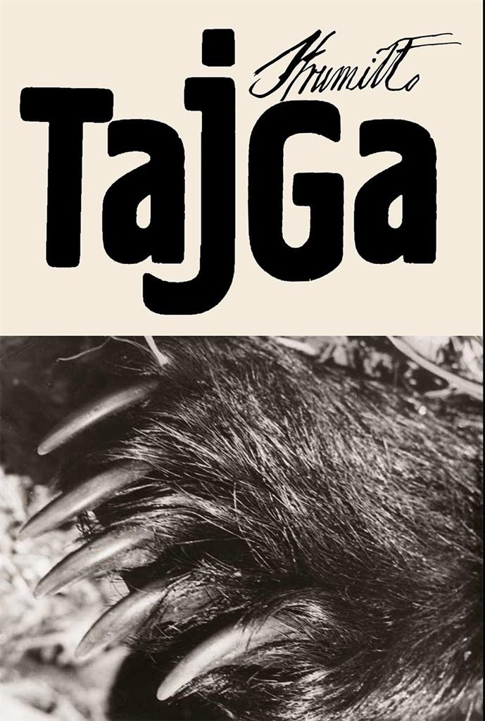 Tajga. Niedźwiedzim tropem - Andrzej Strumi