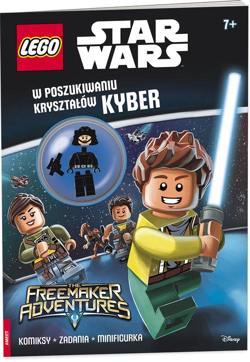 Lego Star Wars. W poszukiwaniu kryształów Kyber - brak