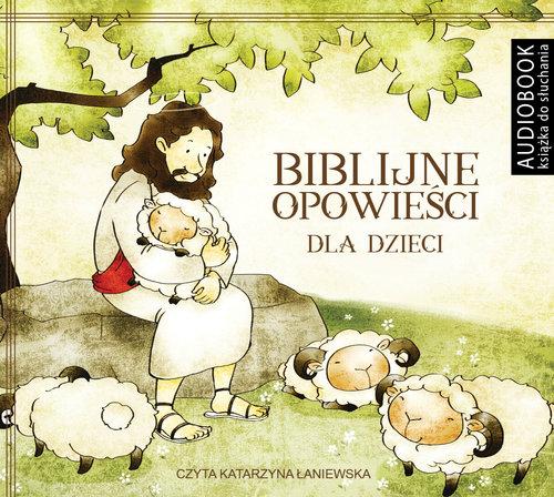 Biblijne opowieści dla dzieci. Audiobook - Grochowski Łukasz