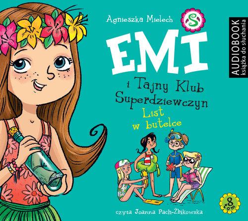 Emi i Tajny Klub Superdziewczyn T.8 Audiobook - Mielech Agnieszka