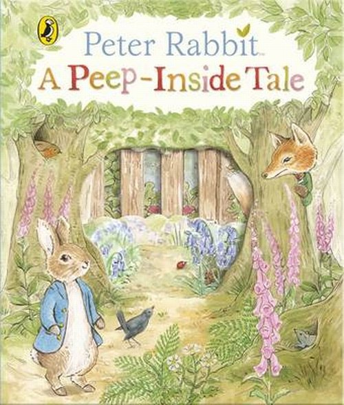 Peter Rabbit A Peep-Inside Tale - Potter Beatrix