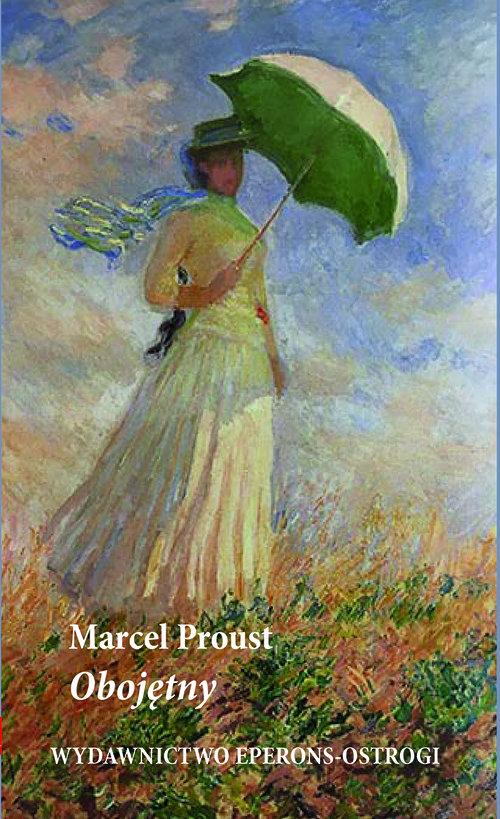 Obojętny - Proust Marcel