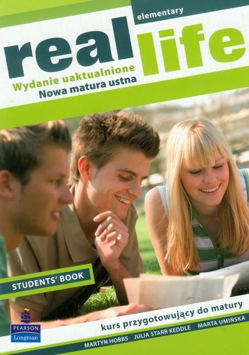 Real Life Elementary SB PEARSON - Hobbs Martyn, Umińska Marta