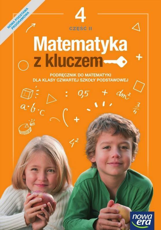 Matematyka SP 4 Matematyka z kluczem Podr. cz.2 NE - Marcin Braun, Agnieszka Ma