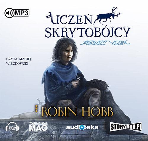 Uczeń skrytobójcy - Hobb Robin