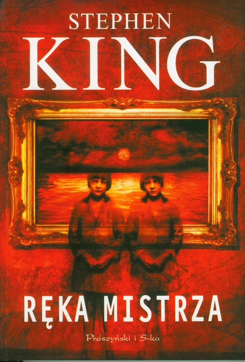RĘKA MISTRZA - King Stephen