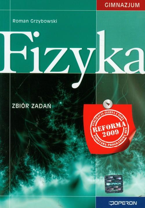Fizyka GIM 1-3 ZB OPERON - Grzybowski Roman