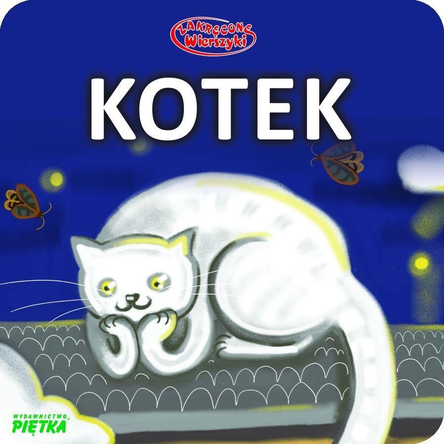 Zakręcone Wierszyki T16 Kotek Katarzyna Zychla