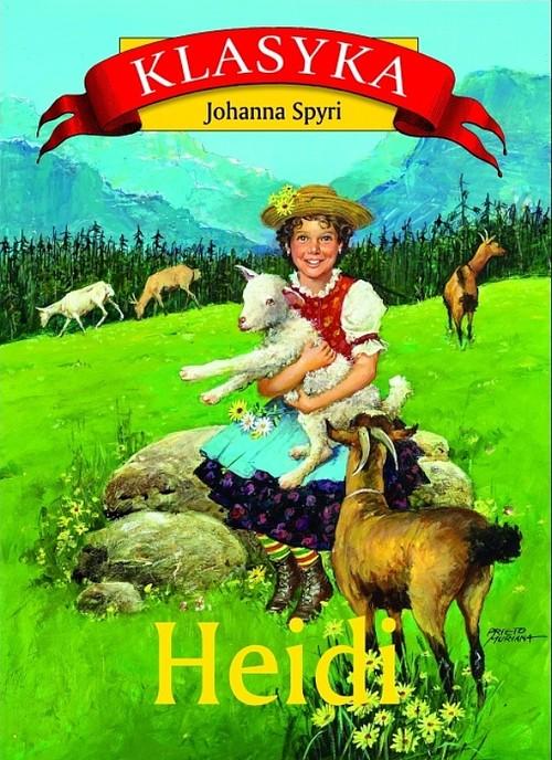 HEIDI KLASYKA - Spyri Johanna