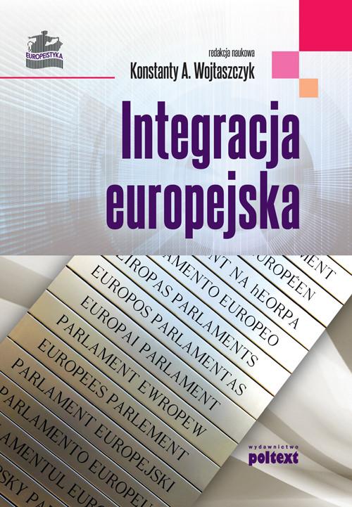 INTEGRACJA EUROPEJSKA - brak