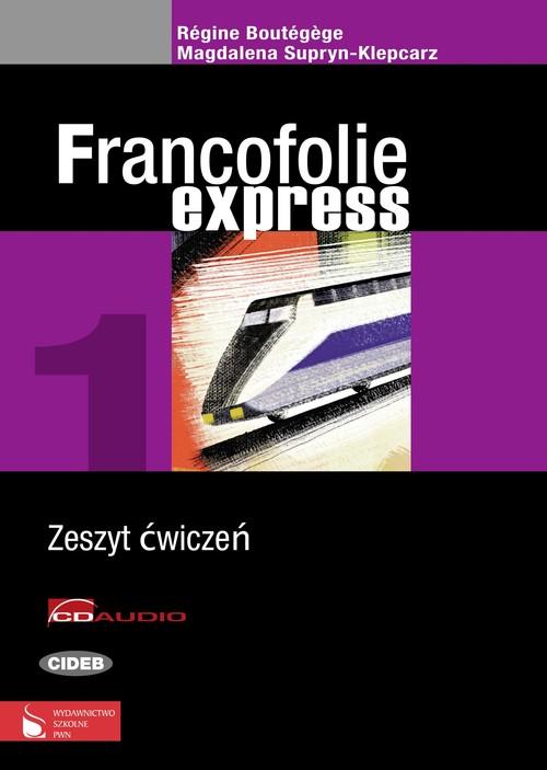 Francofolie express 1 WB NPP w.2012 PWN - Boutegege Regine, Supryn-Klepcarz Magdalena