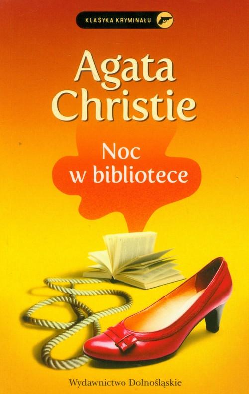 NOC W BIBLIOTECE - Christie Agatha