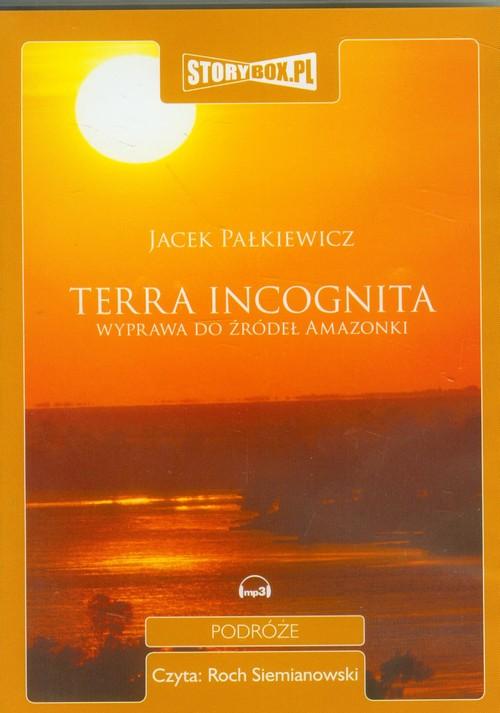 Terra incognita audiobook - Pałkiewicz Jacek