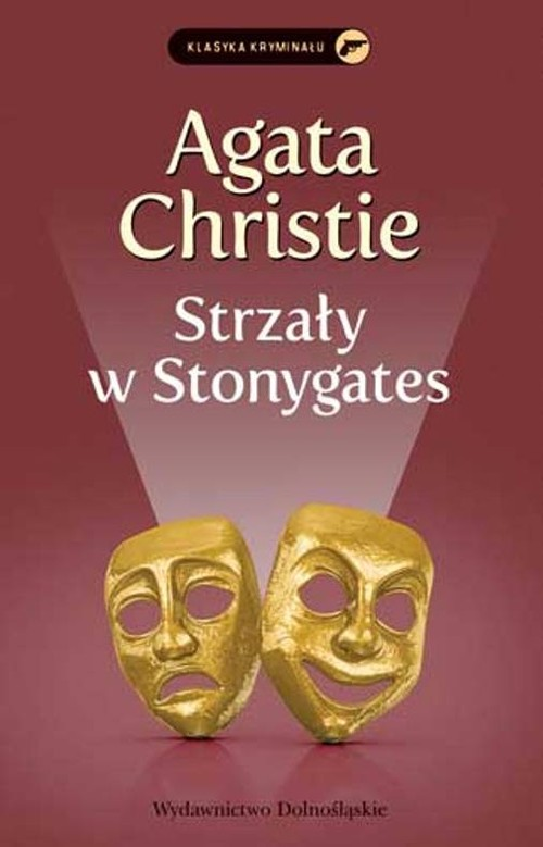 STRZAŁY W STONYGATES - Christie Agata