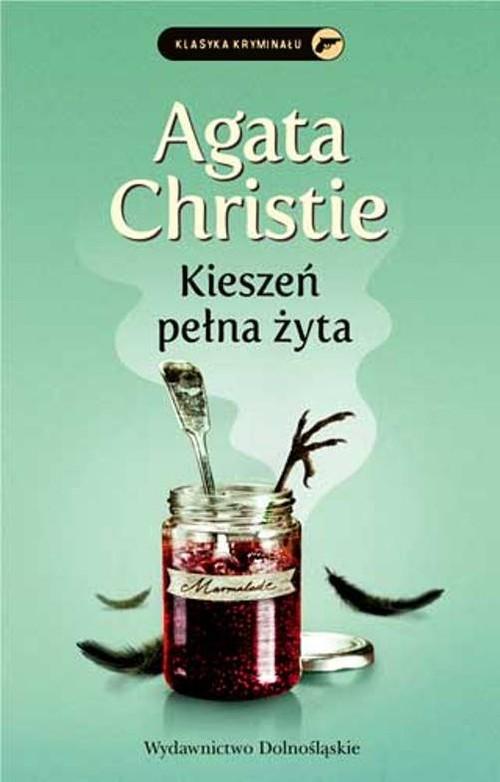 KIESZEŃ PEŁNA ŻYTA - Christie Agata