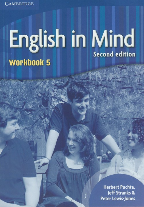 English In Mind 5 WB 2nd Edition CAMBRIDGE - Puchta Herbert, Stranks Jeff, Lewis-Jones Peter