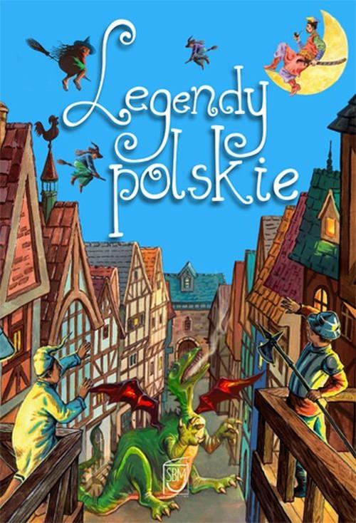 LEGENDY POLSKIE - Safarzyńska Elżbieta