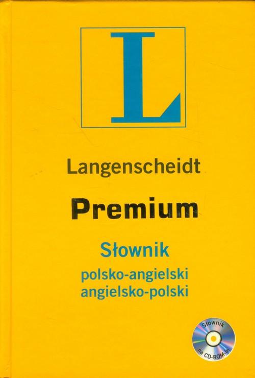 Słownik PREMIUM pol-ang-pol