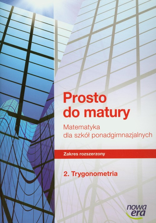 Matematyka LO 1 cz. 2 ZR Trygonometria - Antek Maciej, Belka Krzysztof, Grabowski Piotr