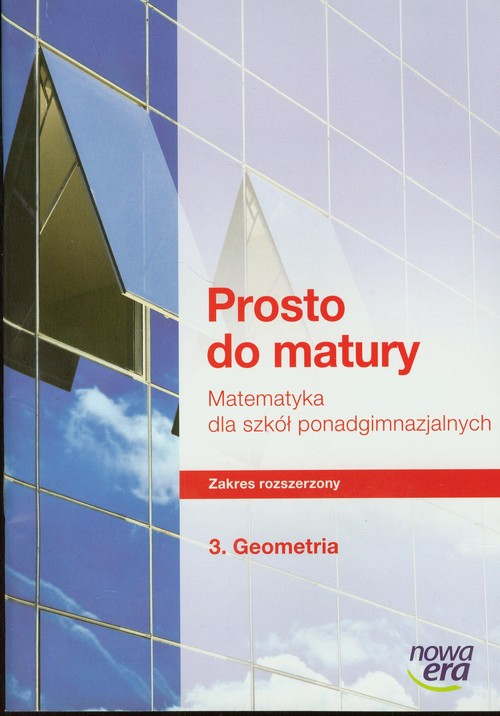 Matematyka LO 1 cz. 3 ZR Geometria - Antek Maciej, Belka Krzysztof, Grabowski Piotr