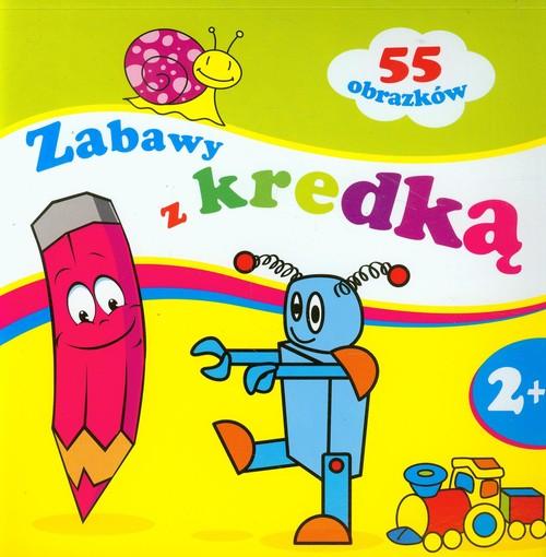 Zabawy z kredką 2+ - Wiśniewska Anna