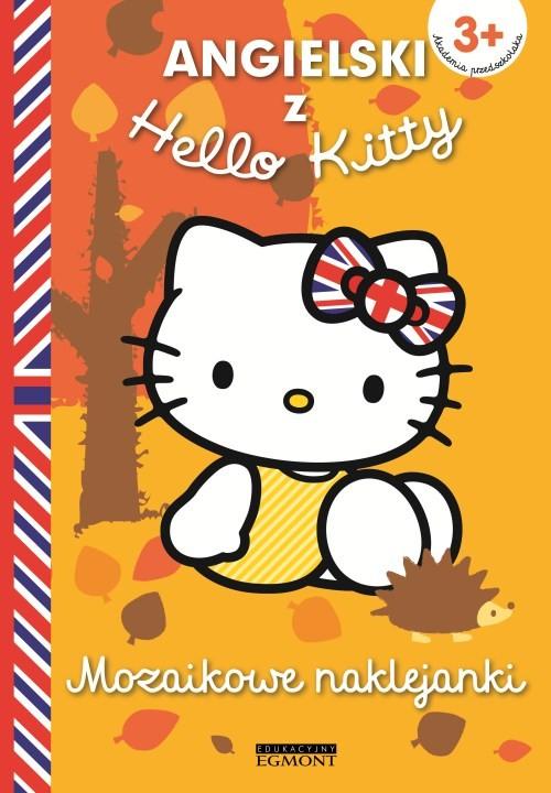 Angielski z Hello Kitty Mozaikowe naklejanki żółte - brak