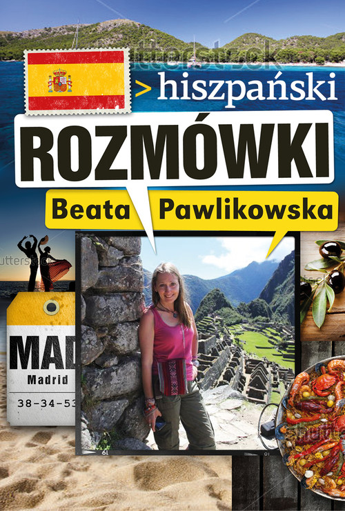 ROZMÓWKI HISZPAŃSKI - Pawlikowska Beata